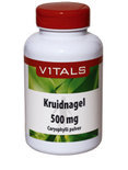 Vitals - Kruidnagel 500 mg - 180 capsules - Voedingssupplement