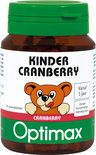 Optimax Kinder Cranberry Tabletten 60 st