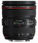 Canon EF 24-70 mm - f/4L IS USM - zoomlens