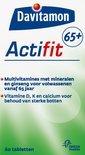 Davitamon Actifit 65+ - 60 Tabletten -  Voedingssupplement