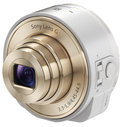 Sony Cybershot DSC-QX10 - Smart Camera - Wit