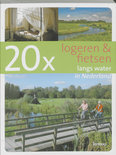20 x logeren & fietsen langs water in Nederland