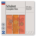 Schubert: Complete Trios / Beaux Arts Trio, Grumiaux Trio