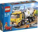LEGO City Cementwagen - 60018