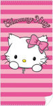 Badlaken Hello Kitty charming: 75x150 cm