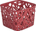 Curver EcoLife Neo Cube - Mand - Rood