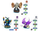 Skylanders Swap Force Adventure Triple Pack Dune Bug, Phantom Cynder, Knockout Terrafin Wii + PS3 + Xbox360 + 3DS + Wii U + PS4