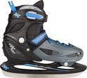 Nijdam 3070 Junior IJshockeyschaats - Verstelbaar - Hardboot - Maat 30-33