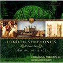 Haydn: London Symphonies Vol 2 - nos 94, 101 & 102 / Hickox et al