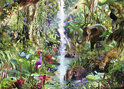 Ravensburger Jungle dieren - Puzzel