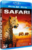 Safari (3D+2D Blu-ray)