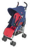 MacLaren Quest Sport - Buggy - Medieval Navy/ Scarlet