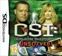 CSI: Crime Scene Investigation - Unsolved