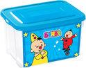 Opbergbox Bumba 12 ltr: 34x25x20 cm