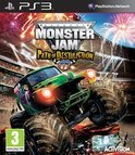 Monster Jam: Path Of Destruction + Stuur