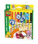 Ses Baby Markers - 8 Kleuren