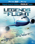Legends Of Flight (3D+2D Blu-ray) (IMAX)