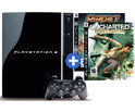Playstation 3 40 GB Bundel - Ratchet & Clank & Uncharted