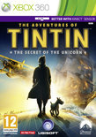 The Adventures of Tintin, The Secret of the Unicorn  Xbox 360