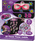 Optrix 3D Tivities - 3D Flower Power Mobile