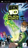 Ben 10, Alien Force  PSP