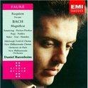 Faure: Pavane, Requiem;  Bach: Magnificat / Barenboim