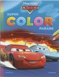 Disney Pixar Cars / Super Color Parade / Deel Kleurboek