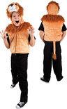 Pluche Leeuw - Kostuum - 5-7 jaar