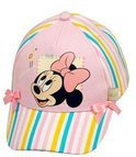 Disney Minnie mouse cap gestreept
