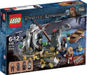 LEGO Pirates of the Caribbean Eiland van de Dood - 4181