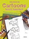 Kinderatelier Cartoons leren tekenen