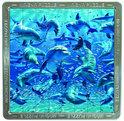 3D Mega Magna Dolphins