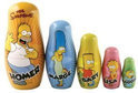 The Simpsons Simpsons Russian Dolls