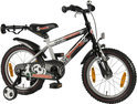 Fiets met Voetbalhouder - 16 Inch