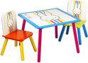 Nijntje tafel met stoelen