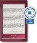 Sony Reader Wi-Fi PRS-T1 - Rood