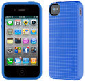 Speck iPhone 4S PixelSkin HD (Cobalt)