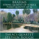 Brahms: String Quartet Op 51 No 2 &