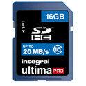INTSDHC16GBMEM-SD 16GB20MB/SINTEGRA