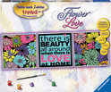 Ravensburger Flower Love - Verfset