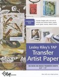 Leslie Riley's TAP Transfer Artist Paper Classroom Pack