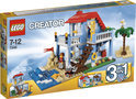 LEGO Creator Huis aan Zee - 7346