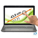 Medion P7627T touch laptop - Laptop