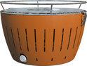 LotusGrill Tafelbarbecue -  Ø 34  cm -  Rookvrij - Oranje