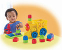 Fisher-Price Little People Trein Stack N Sort