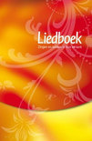 Liedboek - rood/geel