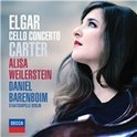 Elgar - Carter - Cello Concertos - Staatskapelle Berlin CD