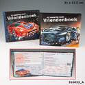 Monster Cars Vriendenboek
