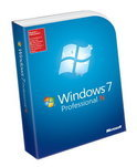 Microsoft Windows 7 Professional N -  Engels / 1 Licentie / DVD