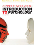 Atkinson & Hilgard's Introduction to Psychology
